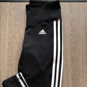 Adidas 3-stripes tights